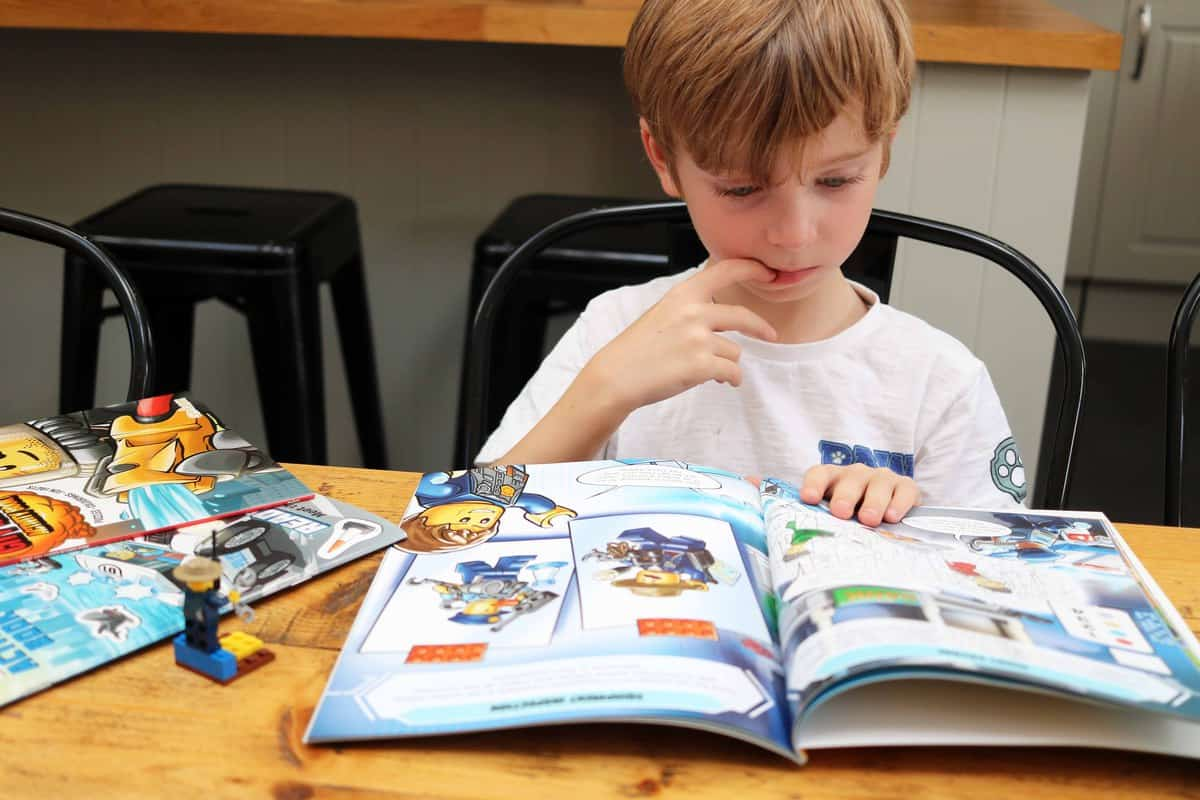 Ten Fun Things To Do After School - lego activity books