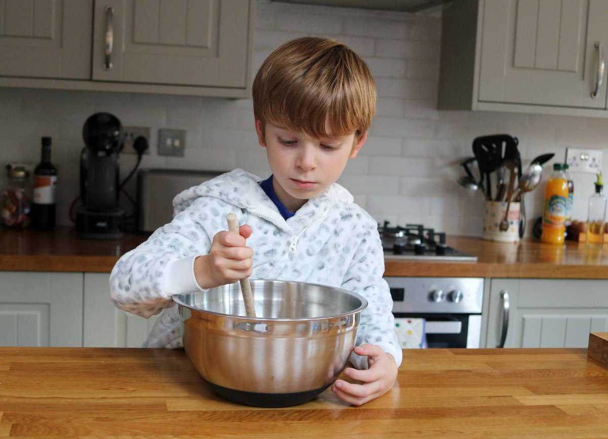 Ten Fun Things To Do After School - baking