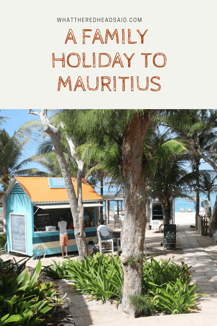 A Family Holiday to Mauritius