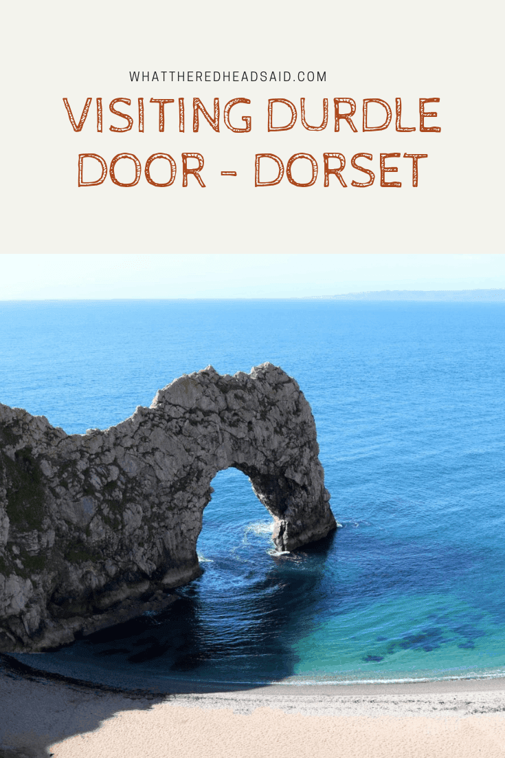Visiting Durdle Door