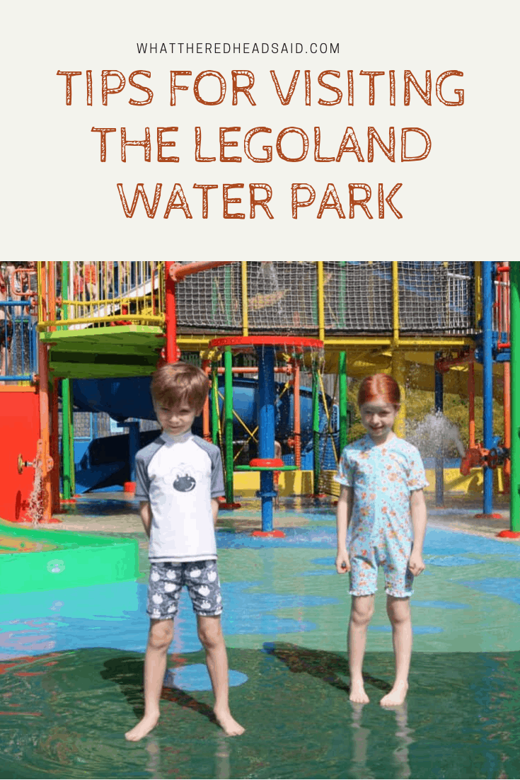 Tips for Visiting the Legoland Water Park