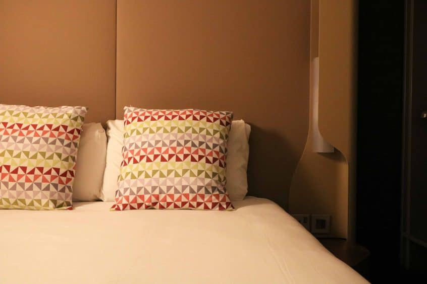 Campanile Birmingham bed