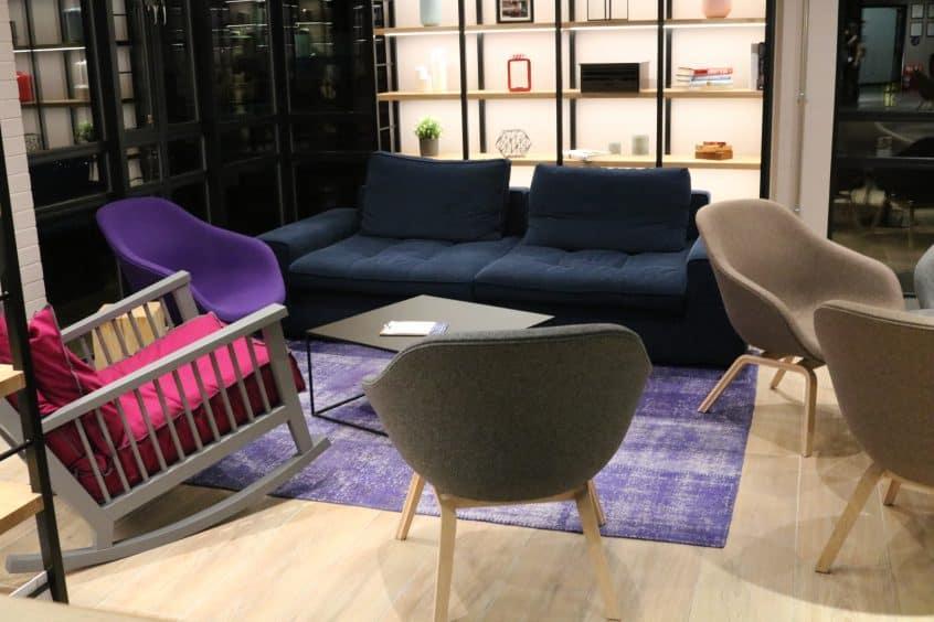 Campanile Birmingham lounge