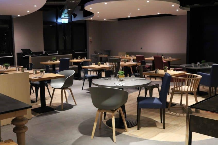 Campanile Birmingham restaurant