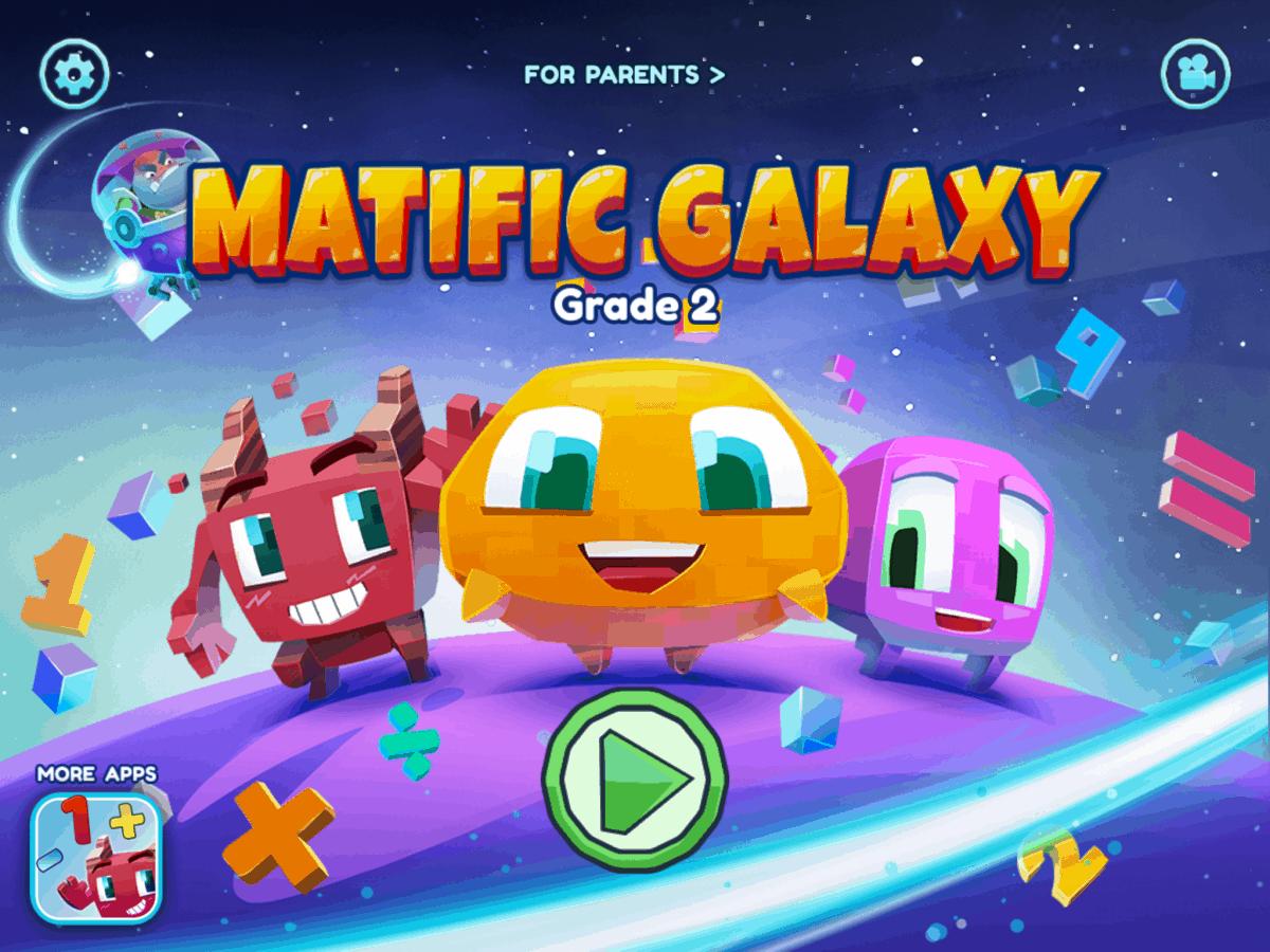 Matific Galaxy