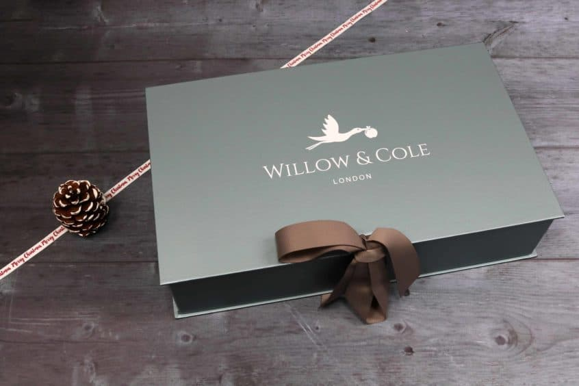Willow and Cole new baby hamper
