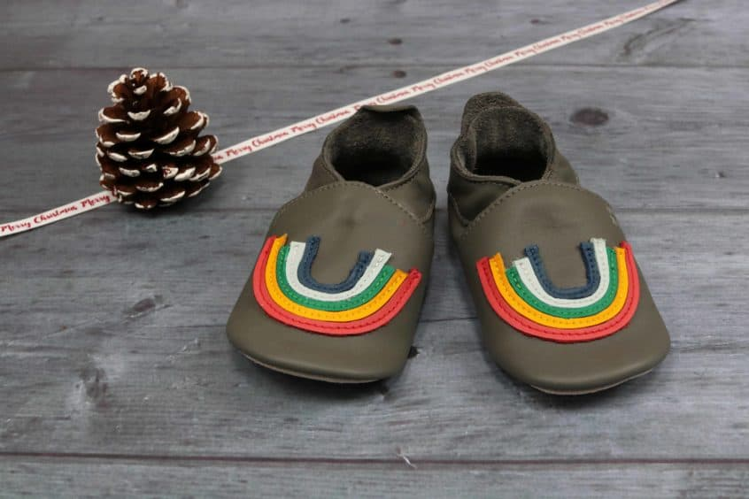 Bobux Rainbow Shoes