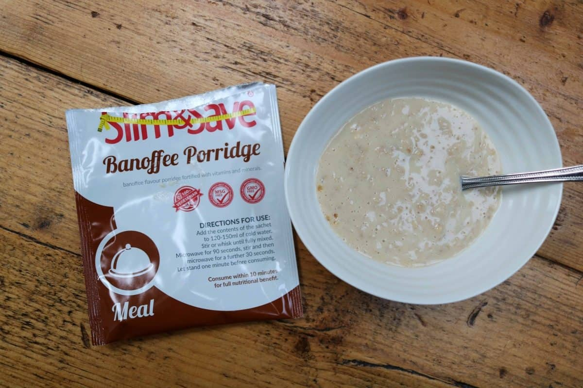 Slim and Save Porridge