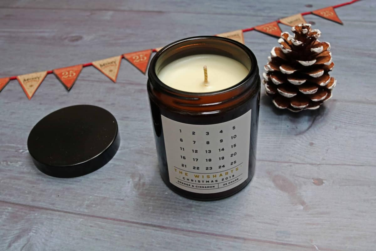 Norma & Dorothy Advent Candle