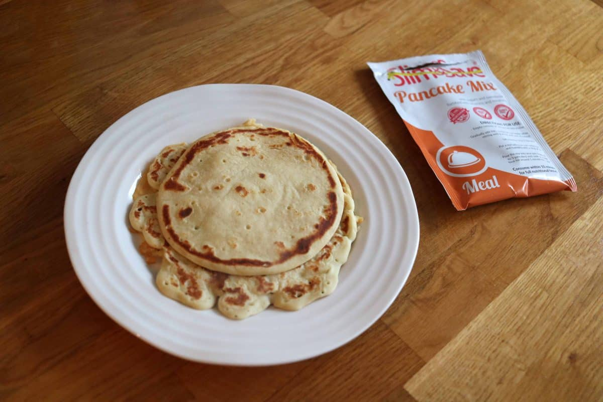 Slim and Save Pancakes