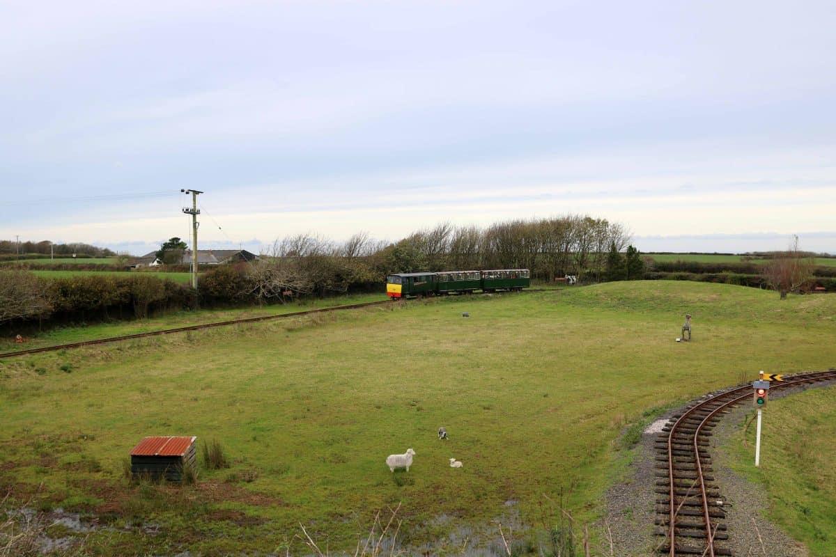 The Milky Way Adventure Park - Devon Train