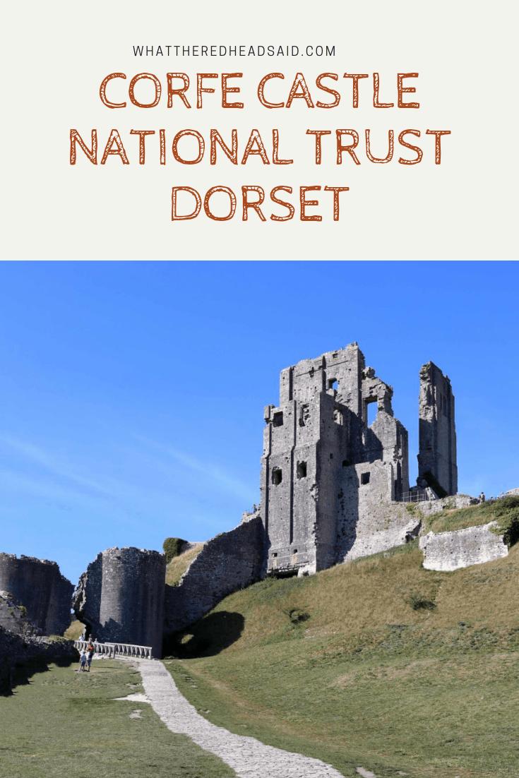 Visiting Corfe Castle, Dorset - National Trust