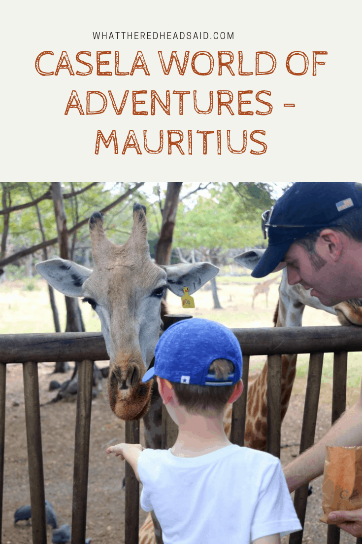A Day at Casela World of Adventures - Mauritius