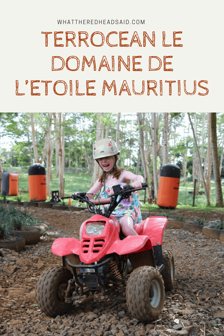 A Morning at TerrOcean Le Domaine de l'Etoile Mauritius