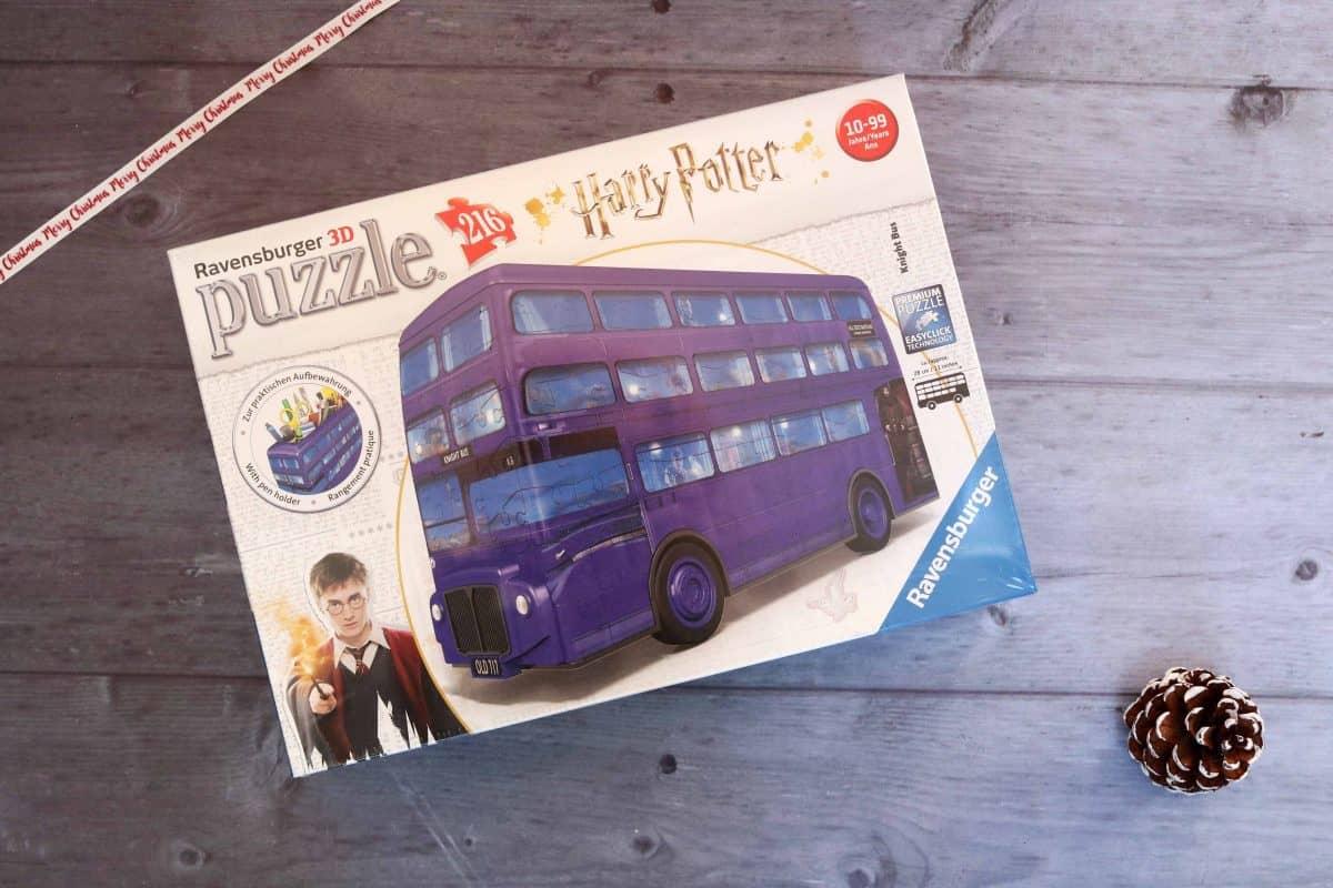 Ravensburger Knight Bus 3D puzzle