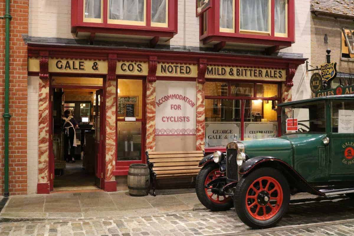 Milestones Museum - Basingstoke, Hampshire