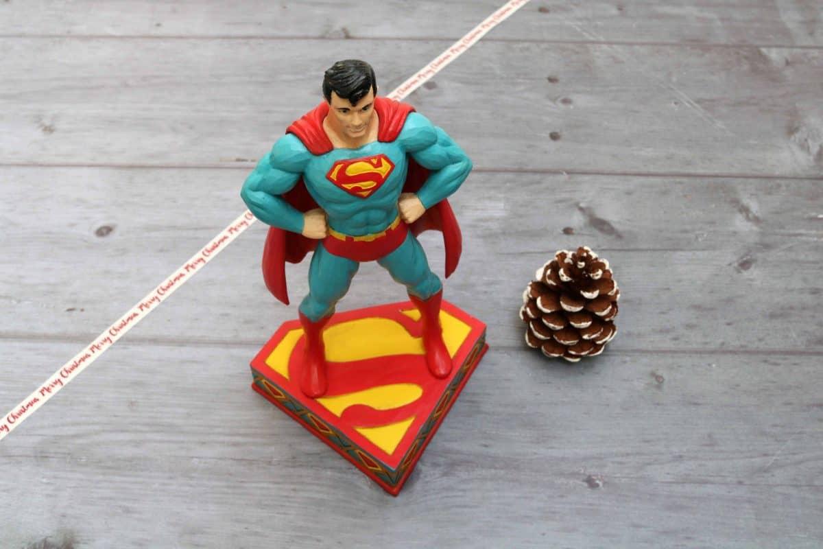 range of DC Comics collectible figurines