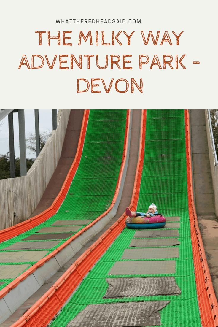 The Milky Way Adventure Park - Devon
