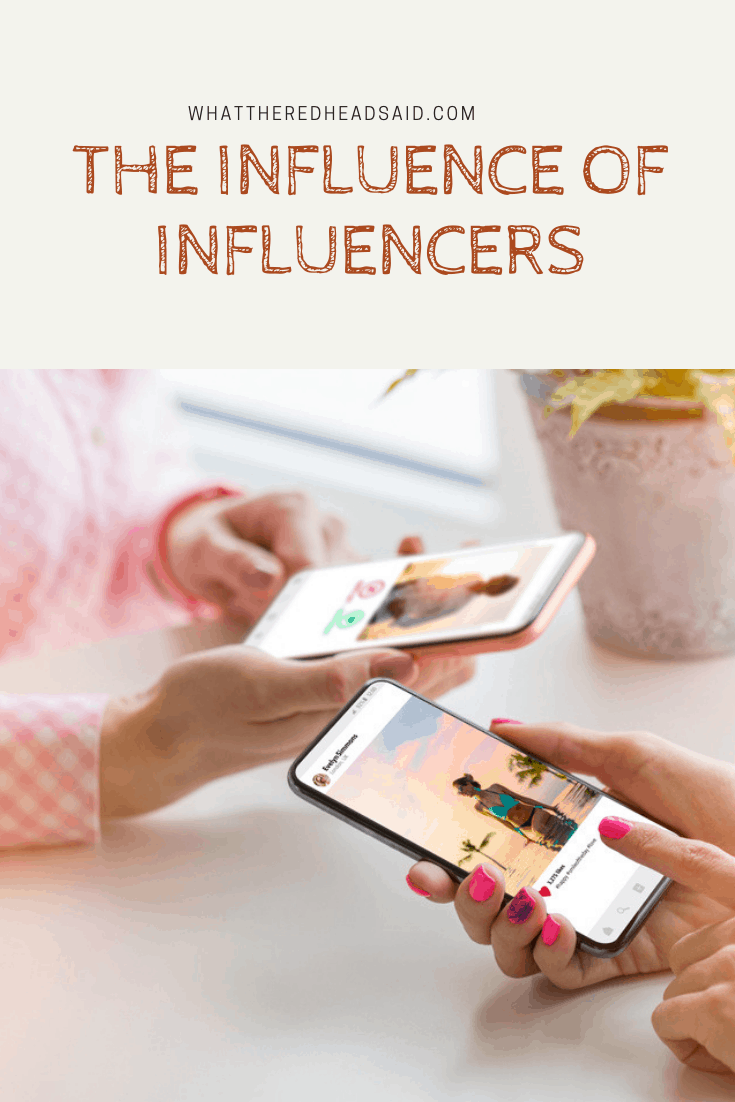 The Influence of Influencers