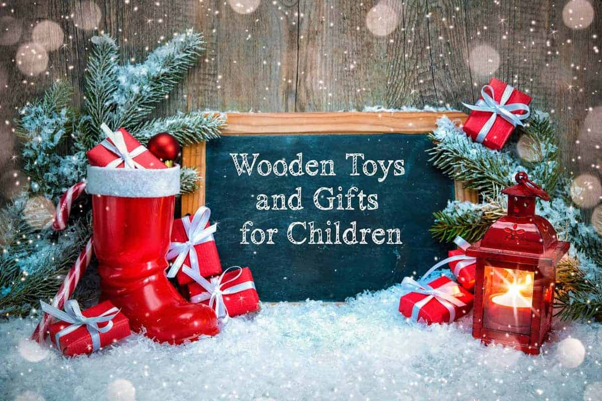 Wooden Toys and Gifts for Children