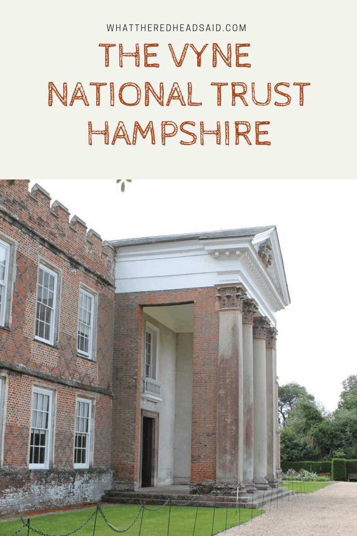 The Vyne - National Trust, Hampshire Review