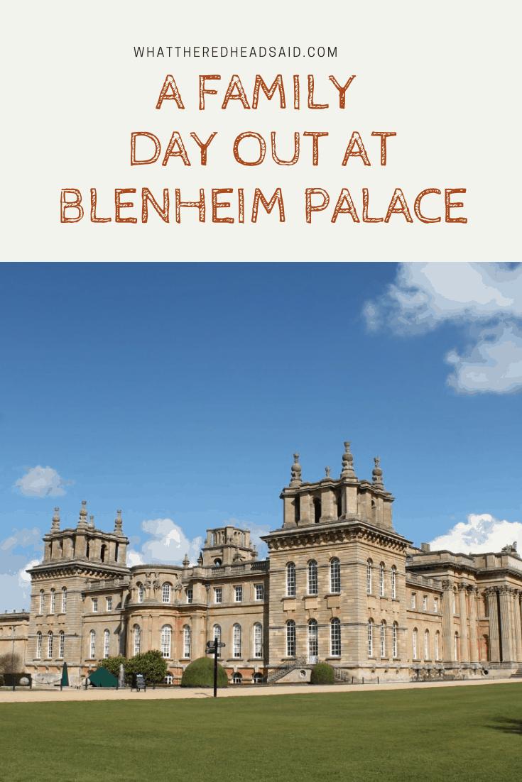 Blenheim Palace Review