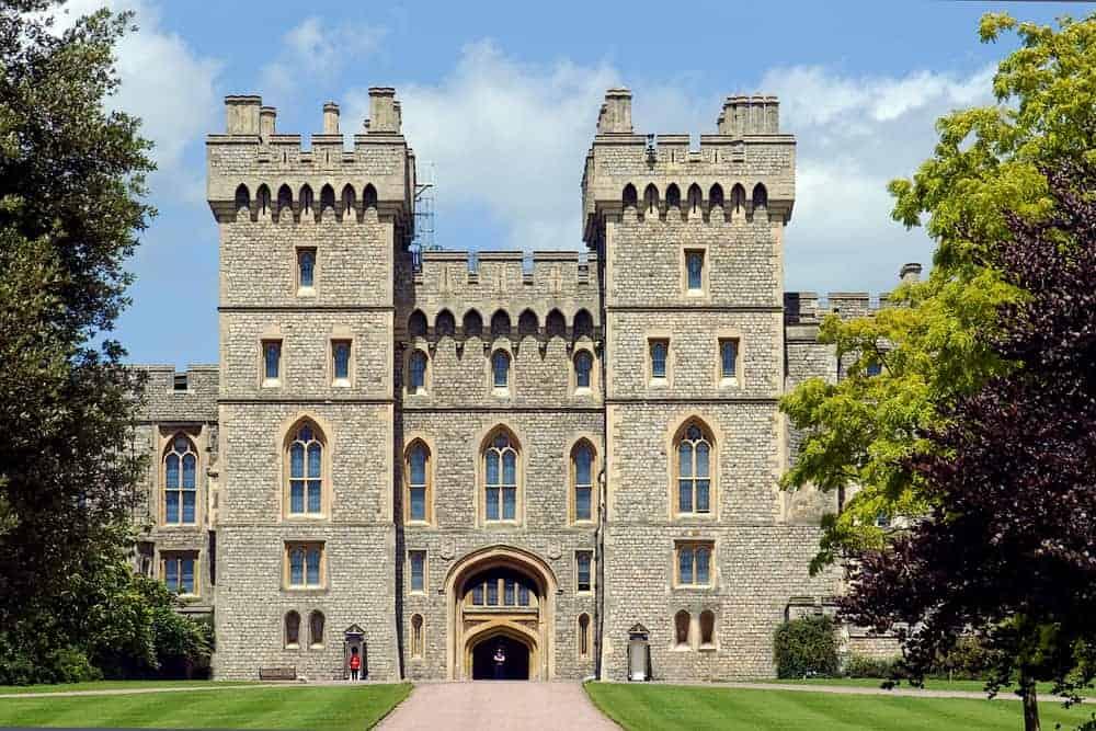 Windsor Castle - Windsor, Berkshire