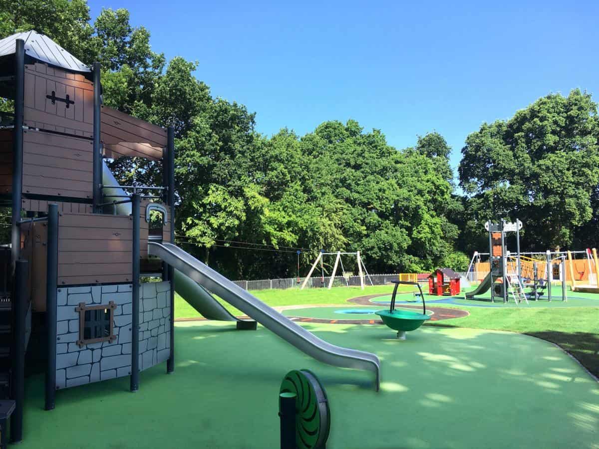 Frimley Lodge Park - Frimley