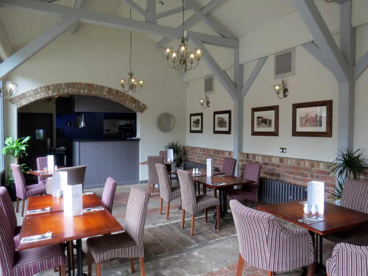 Landal Sandybrook Coach House Bar and Restaurant