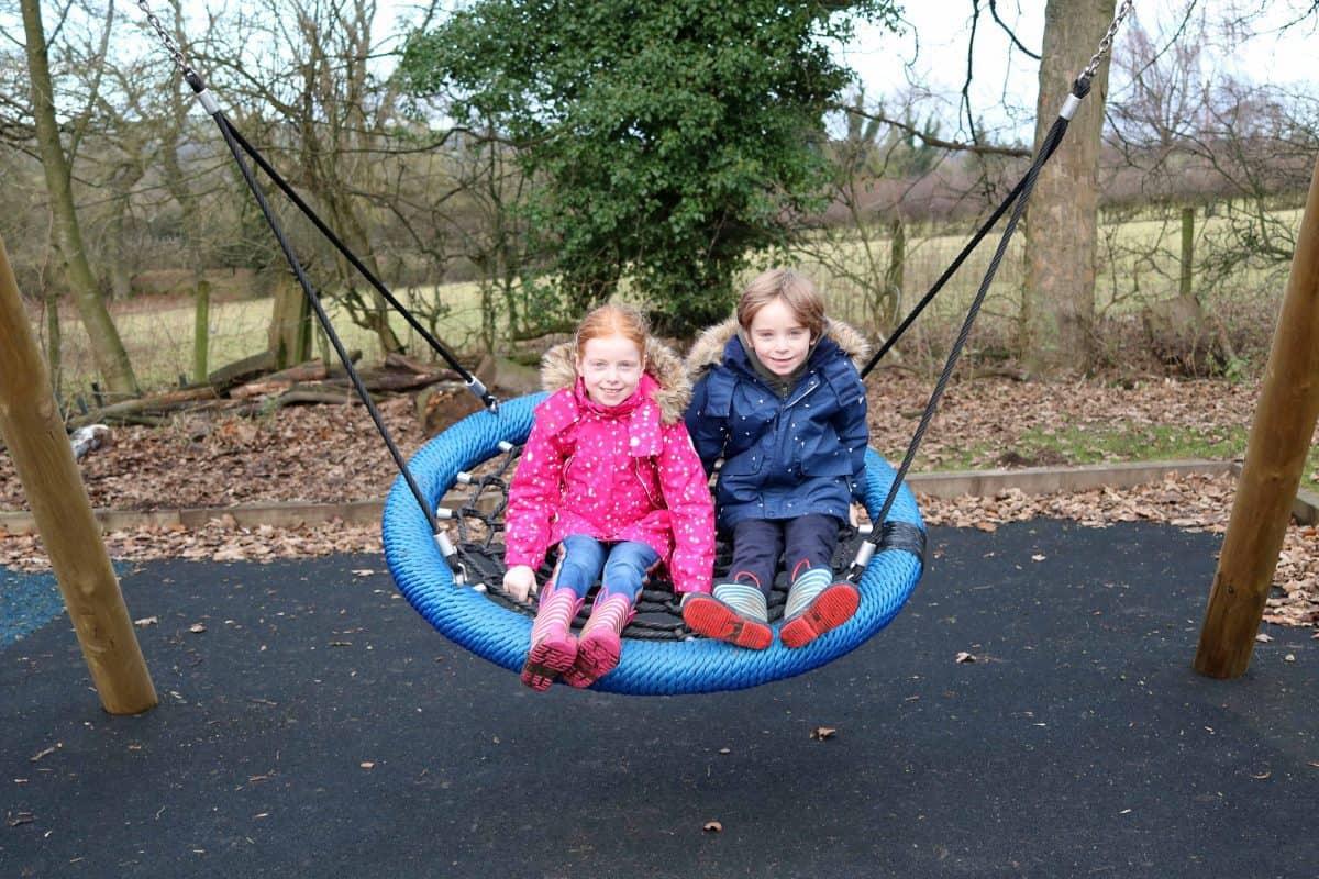 Landal Sandybrook Adventure Playground