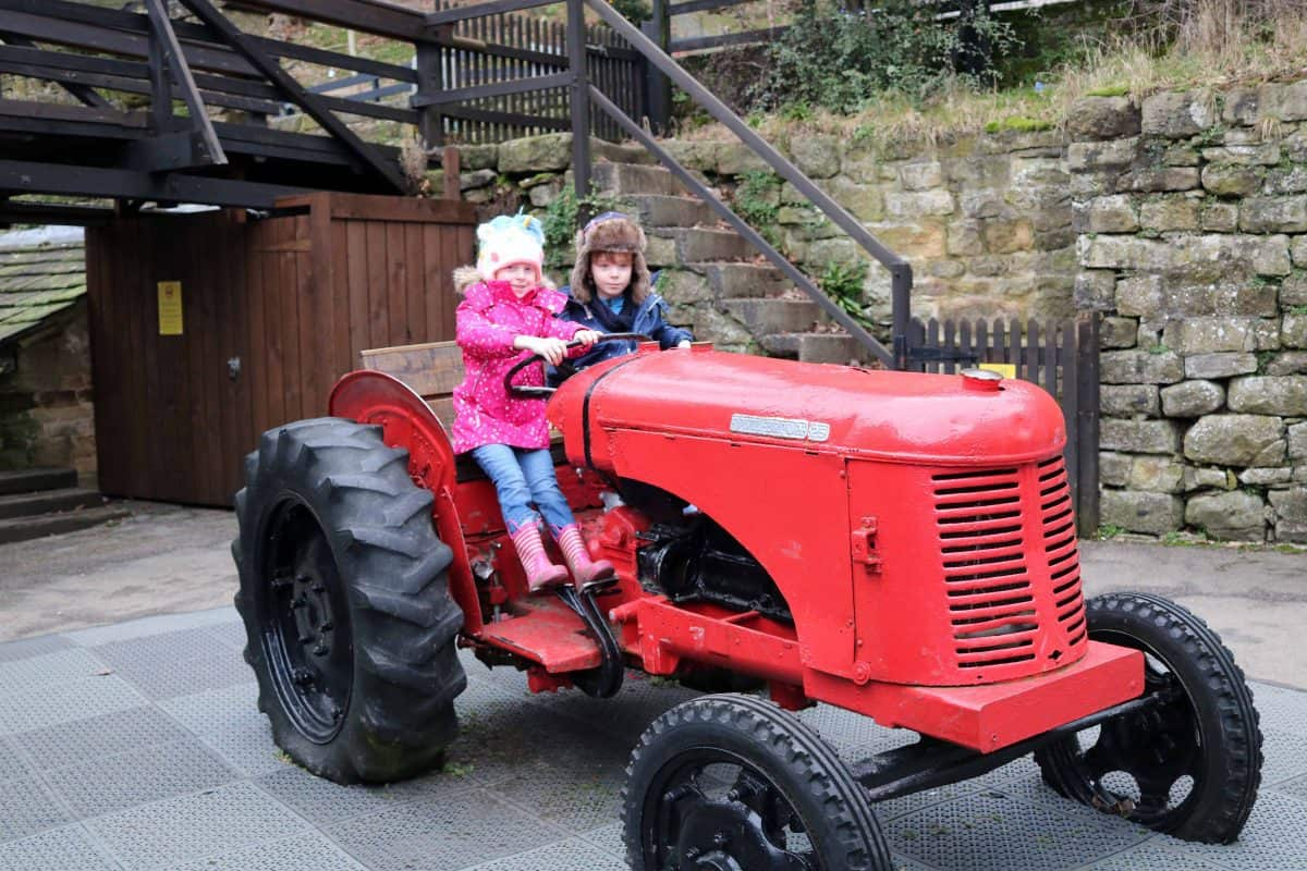 Visiting Chatsworth House with Kids