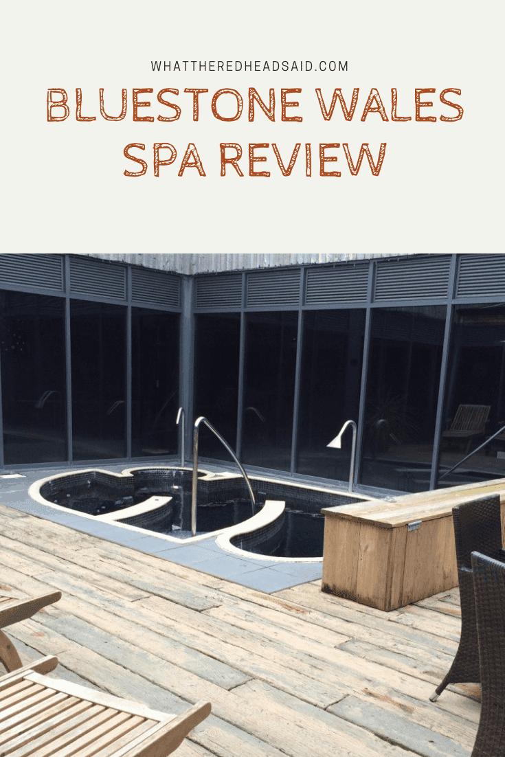 Bluestone Spa Review