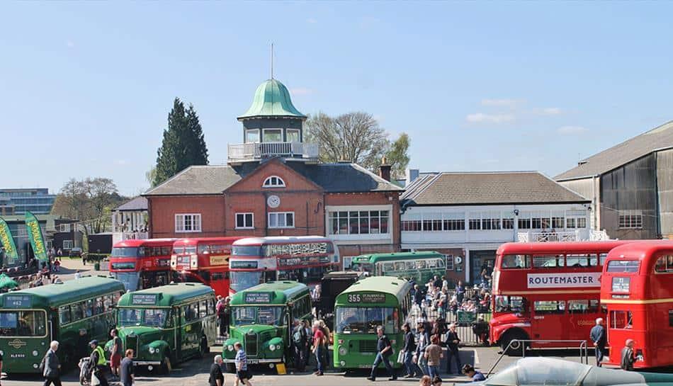 Brooklands Museum - Weybridge