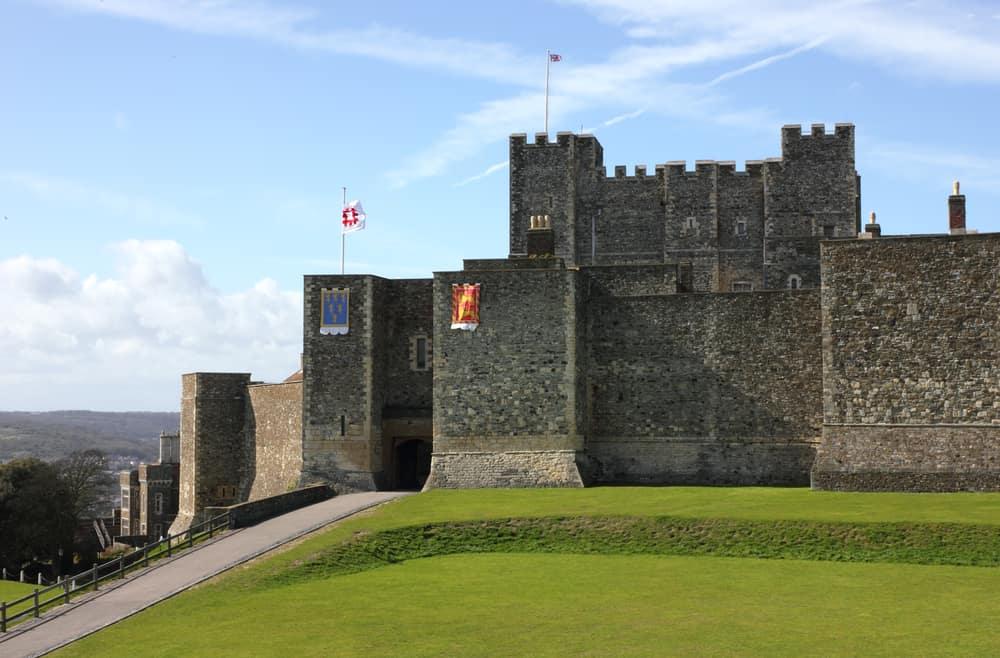 Dover Castle - Dover, Kent