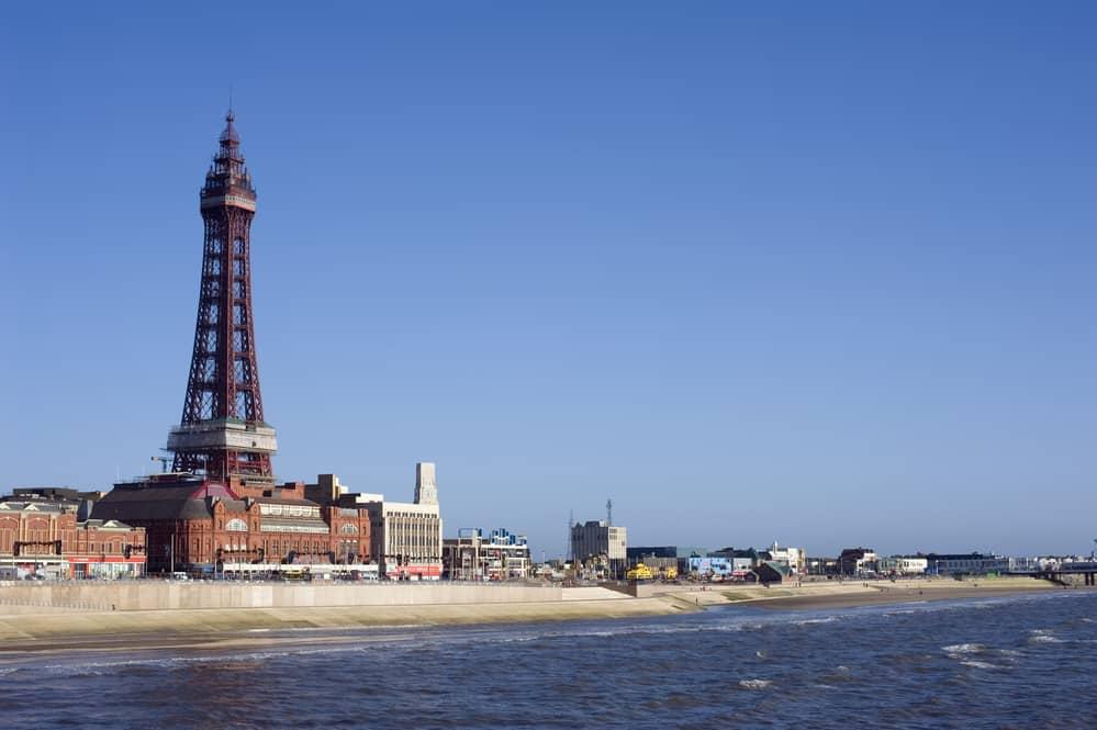 Blackpool Tower - Lancashire