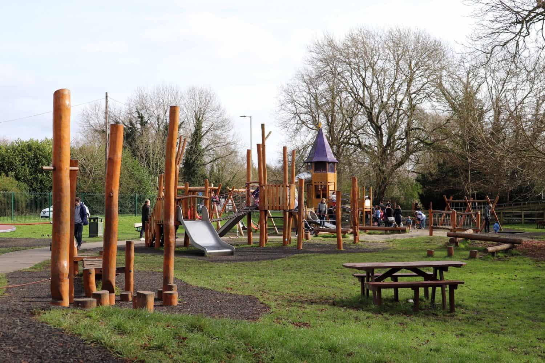 Rickmansworth Aquadrome Play Area