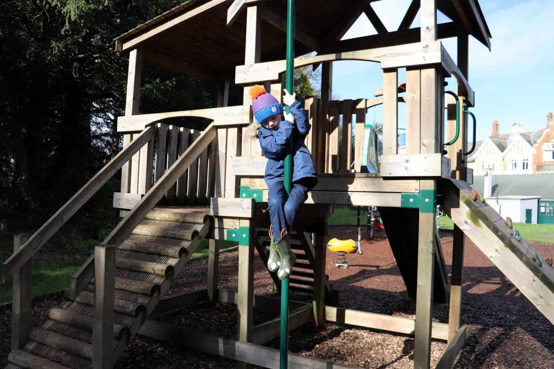 Bletchley park Adventure Playground