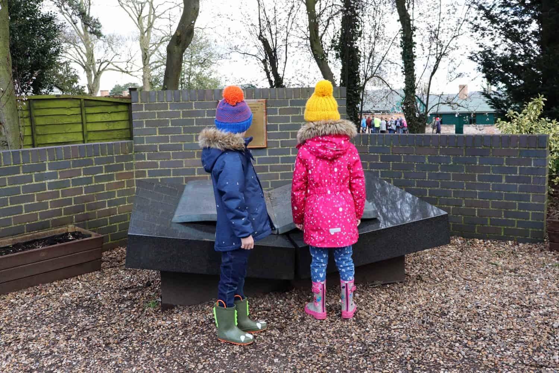 Bletchley Park Polish war memorial
