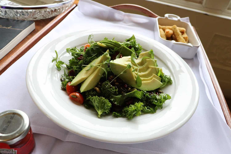 Superfood Salad at Ettington Park Hotel - Stratford Upon Avon