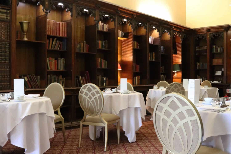 The Library at Ettington Park Hotel - Stratford Upon Avon