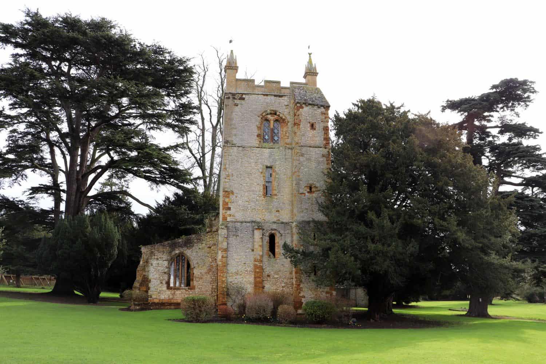 The chapel at Ettington Park Hotel - Stratford Upon Avon