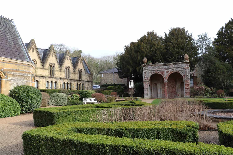 Grounds at Ettington Park Hotel - Stratford Upon Avon