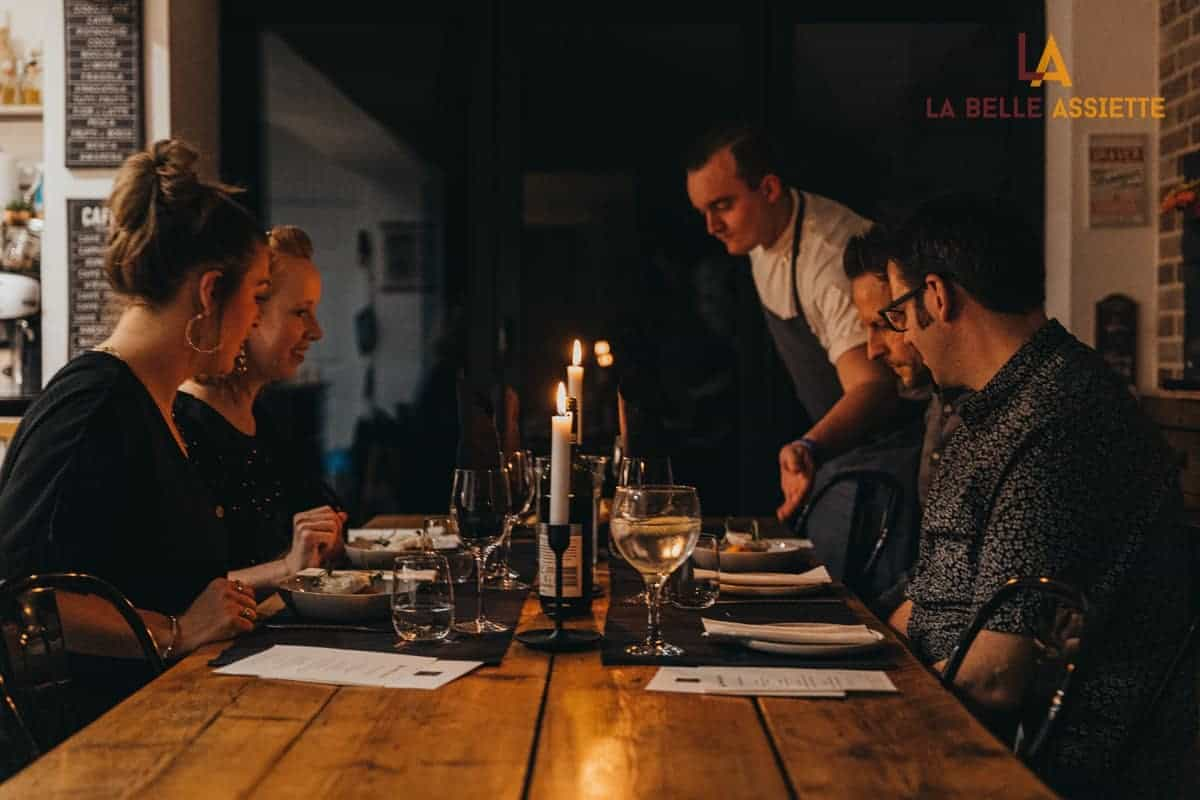 A Chef at Home Experience with La Belle Assiette