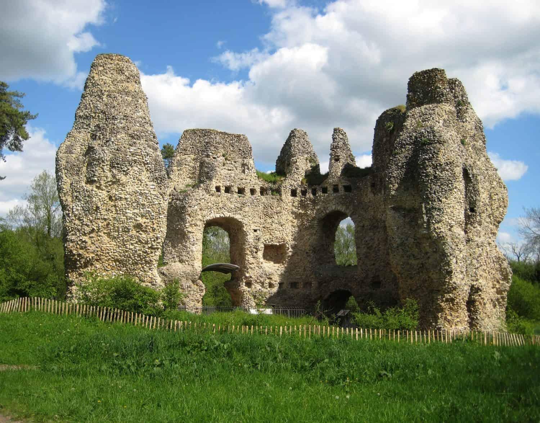 Odiham Castle - Odiham, Hampshire