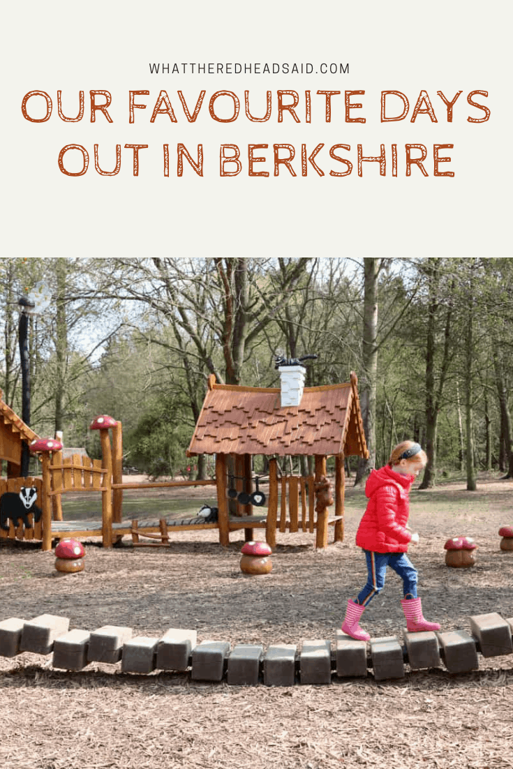 Our Favourite Days Out in Berkshire