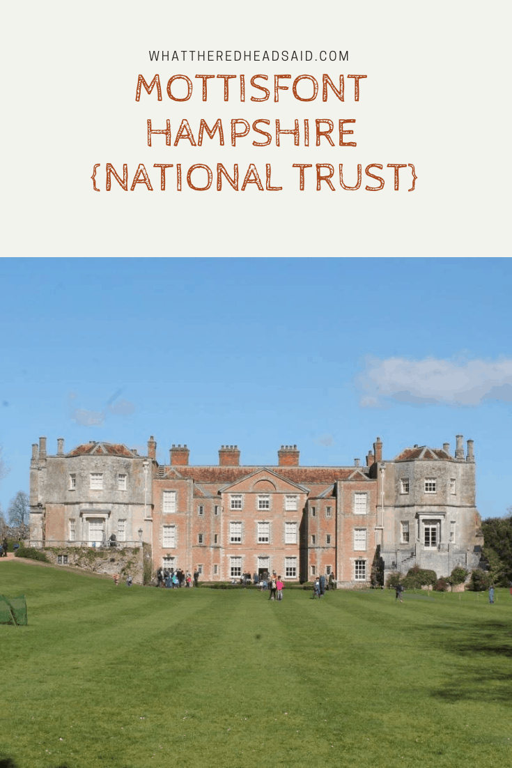 Mottisfont {National Trust}