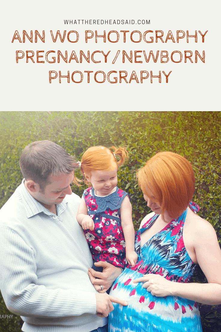 Ann Wo Photography - Pregnancy/Newborn Photography