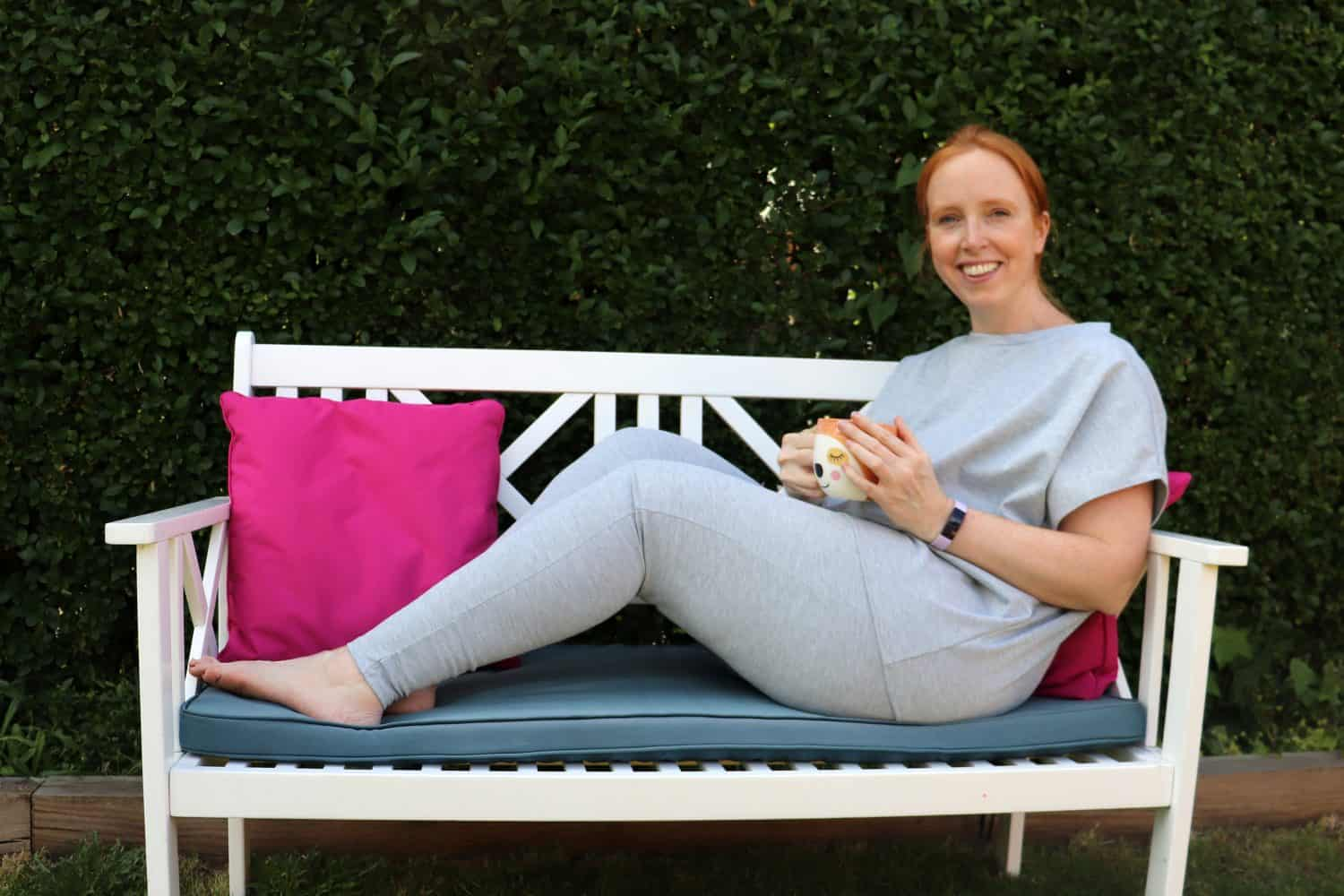 Lounging at Home with Femme Luxe | AD