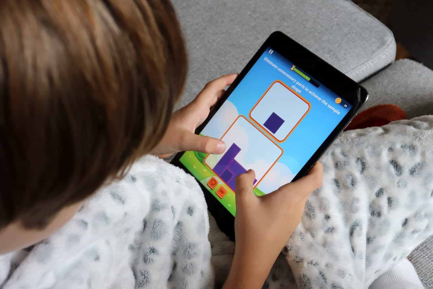 Introducing MentalUP - The Award Winning Brain Game App for Kids! | AD
