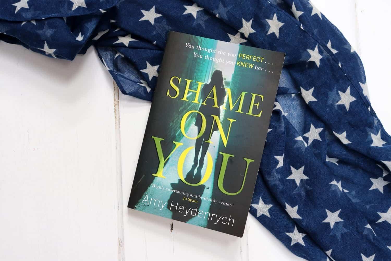 Shame On You - Amy Heydenrych
